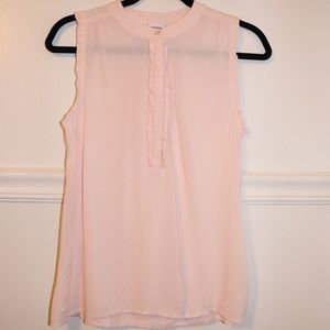 Merona Sleeveless Blouse Shirt Size XS